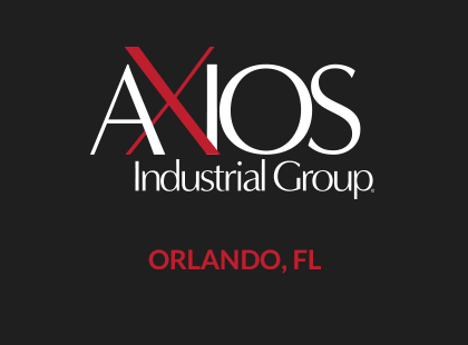 AXIOS Establishes Southeast Division Office in Orlando, Florida