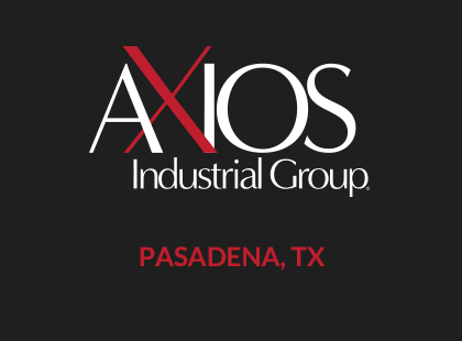 AXIOSEstablishes Southwest Division Office and Scaffold Yard in Pasadena, TX