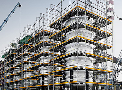 Scaffolding Maintenance Guide: Extend the Life of Your Scaffolds