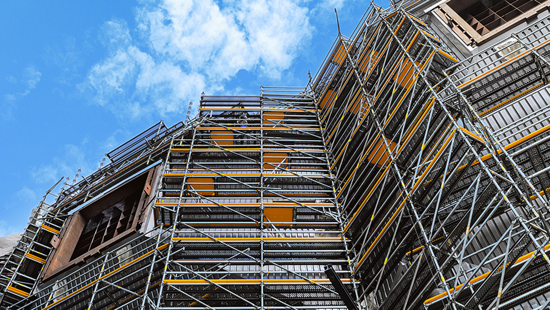 Case Study: How AXIOS Engineering and PERI UP Scaffolding Saved 21% in Total Installed Costs