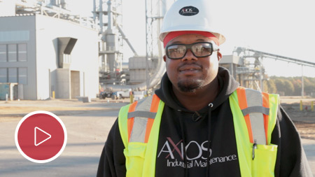 See a Site Manager's Story at AXIOS Industrial