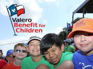 AXIOS Partner in Valero Benefit for Children