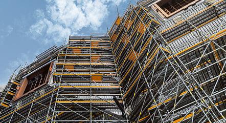 AXIOS PERI UP Scaffolding